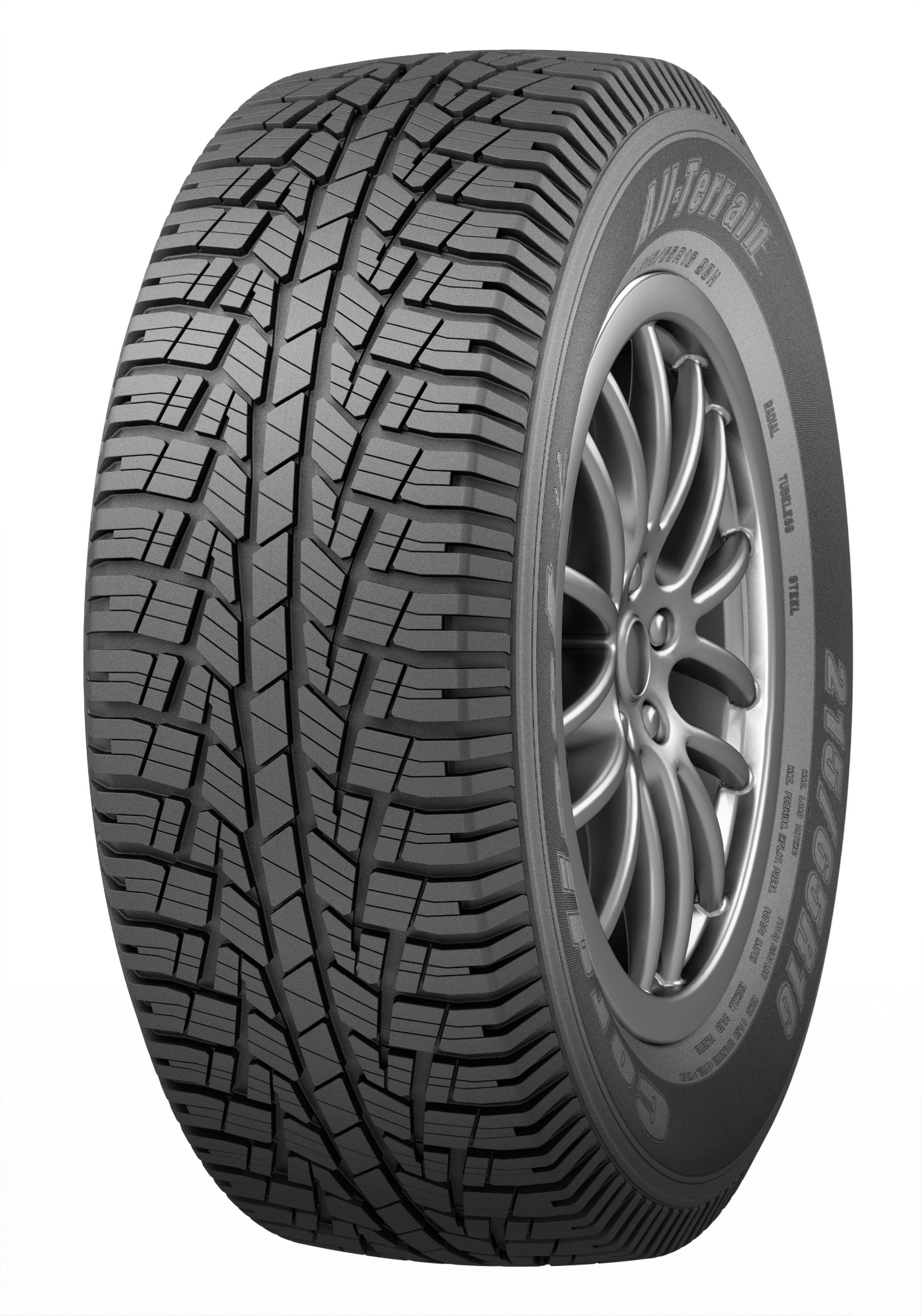 Cordiant All-Terrain 205/70 R15