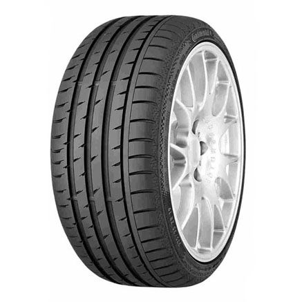 Continental SportContact 3 245/50 R18