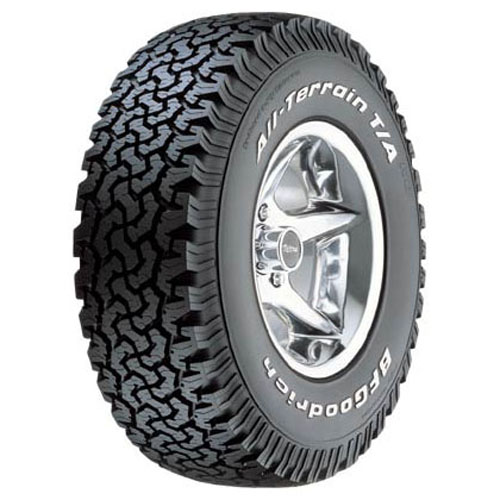 летние шины BF Goodrich ALL-TERRAIN T/A 245/70 R17 119/116/R