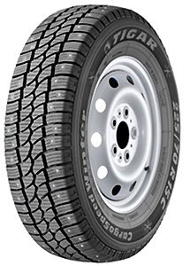 Tigar Cargo Speed Winter 195/75 R16