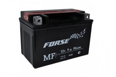 9 Ач Forse MOTO MF (YTX9-BS) R