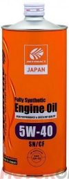 5W40 AutoBacs Engine OIL FS SN/CF масло моторное синтетика 1L