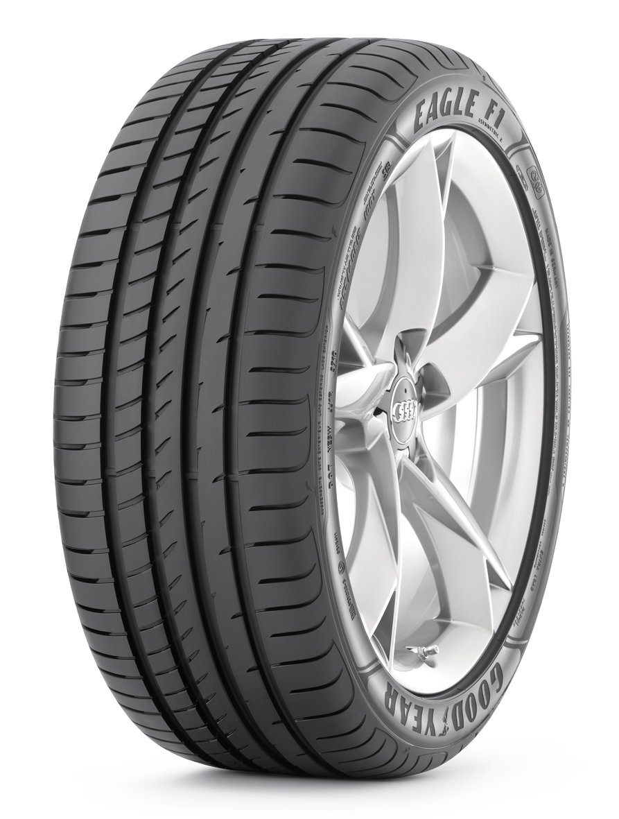 летние шины Goodyear EAGLE F1 ASYMMETRIC 2 245/40 R20 99/Y