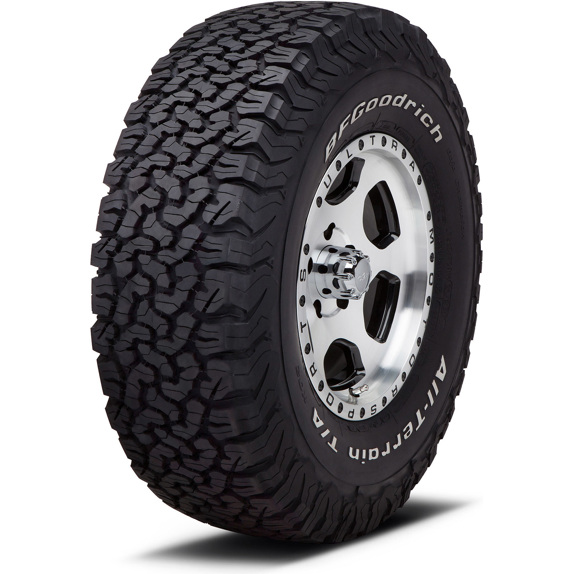 летние шины BF Goodrich All Terrain TA KO2 245/75 R17 121/118/S