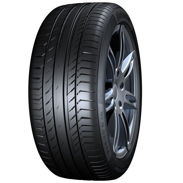 летние шины Continental SportContact 5 SUV 315/40 R21 111/Y