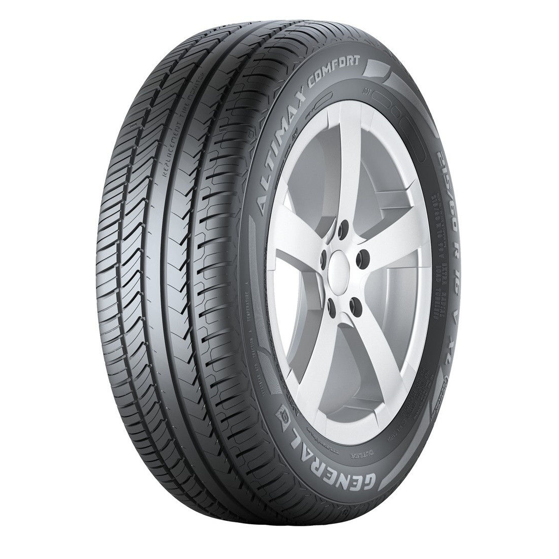 летние шины General ALTIMAX COMFORT 145/70 R13 71/T